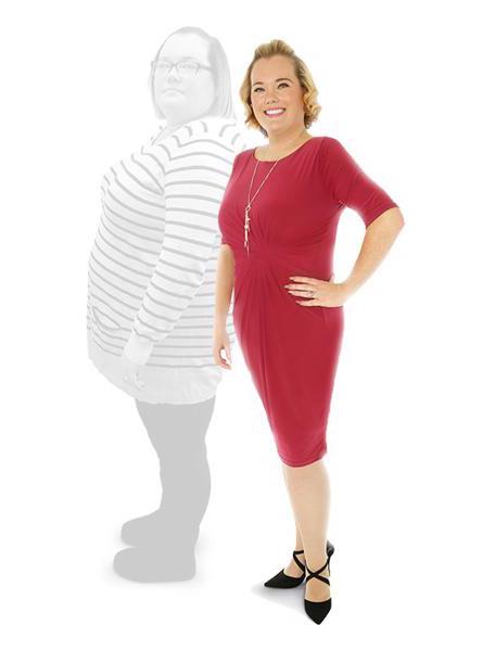 Pam's Weight Loss Success