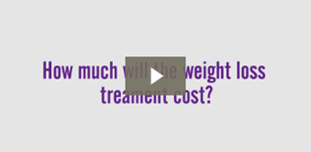 How much will the weight loss treatment cost?