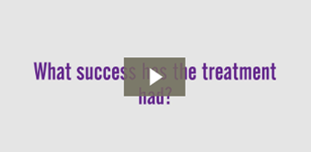 What success has the treatment had?