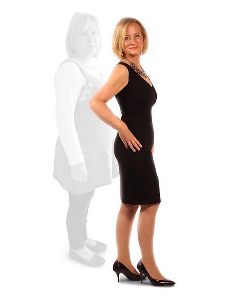 Teresa's Weight Loss